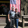We rode with Lane and Renee to Apple jacks bar in La Honda.  It was a great day to ride!!